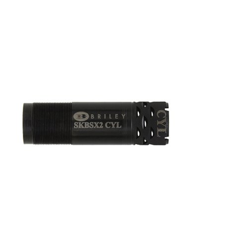 SKB (Competition) Extended Black Oxide Ported Shotgun Choke – 12 Gauge